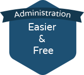 administration: easier & free