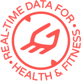real-time data for health & fitness