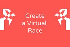 create a virtual race